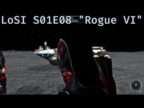 "LoSI Season 01 Episode 08 ""Rogue VI""; A VI on a Luna base went rogue."
